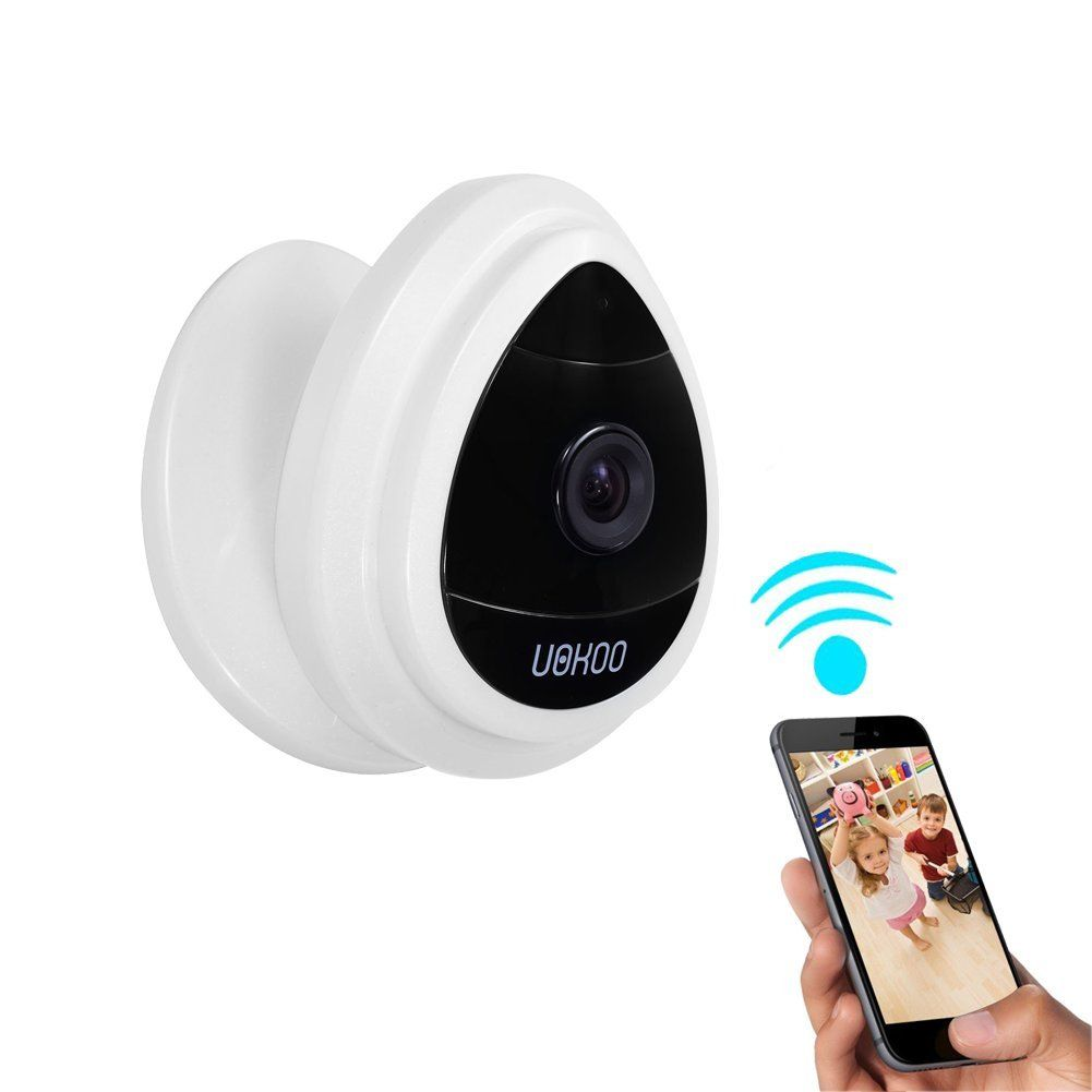 Mini IP Camera UOKOO Home WiFi Security Surveillance Camera System
