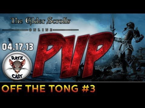 Check out Ratzcast new video about elder scrolls online PvP!