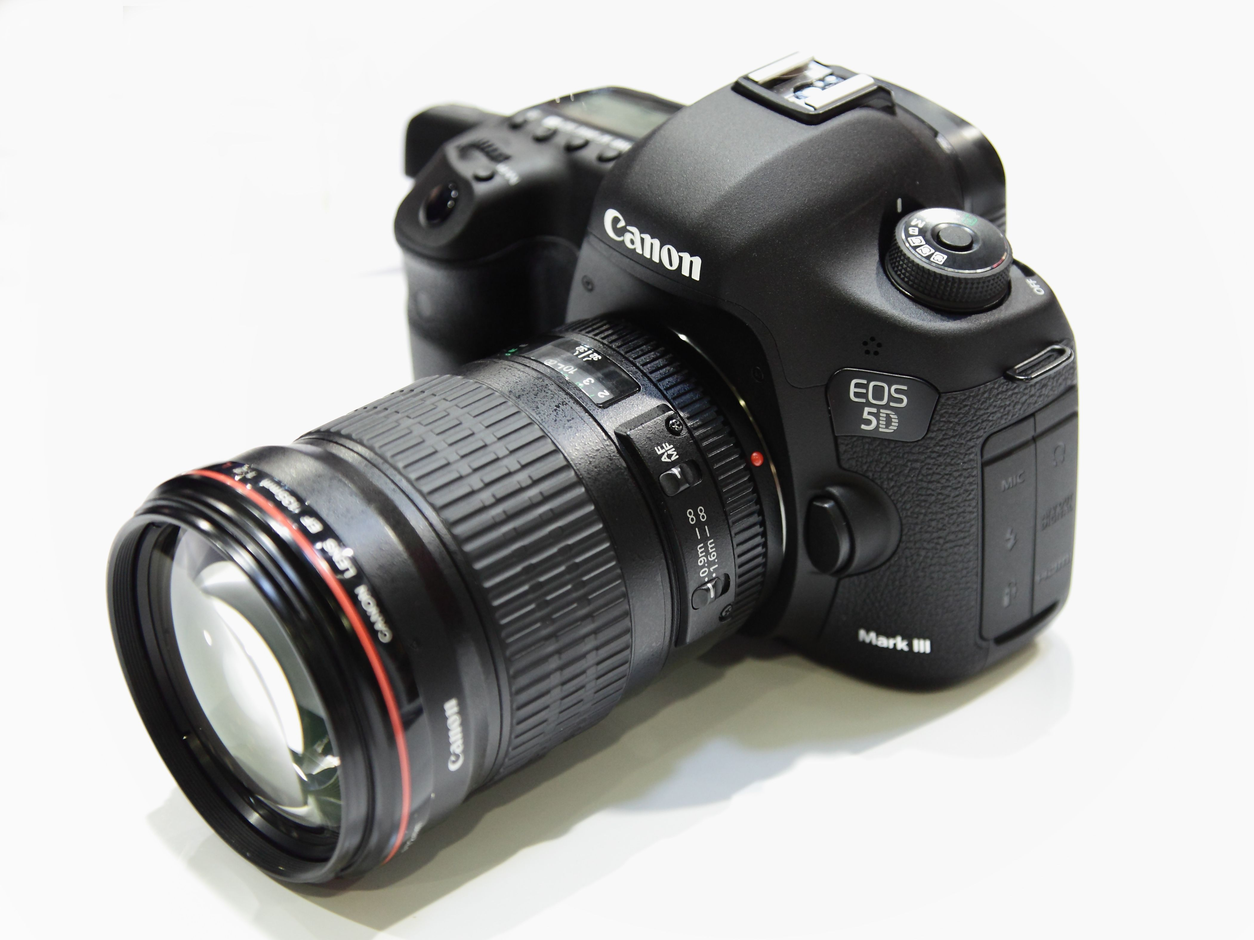 The Canon EOS 5D MarkIII is next on my list of gear to get. Love ...