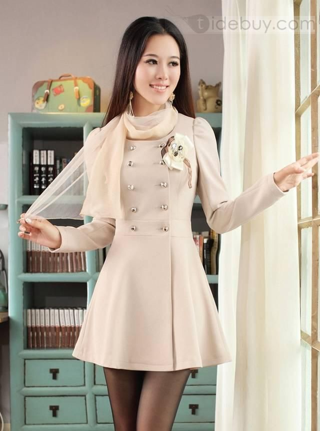 a35ad308af863 vestidos moda asiatica juvenil - Buscar con Google