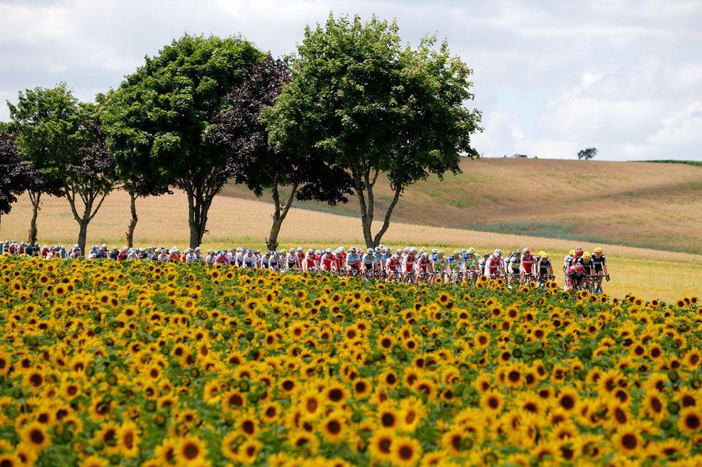 The 2012 Tour de France, Part 1 of 2 - In Focus - The Atlantic