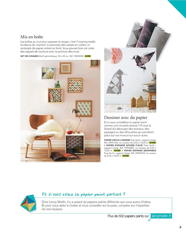 Mon Guide Maison n°1   Papier peint motif, Maison, Deco