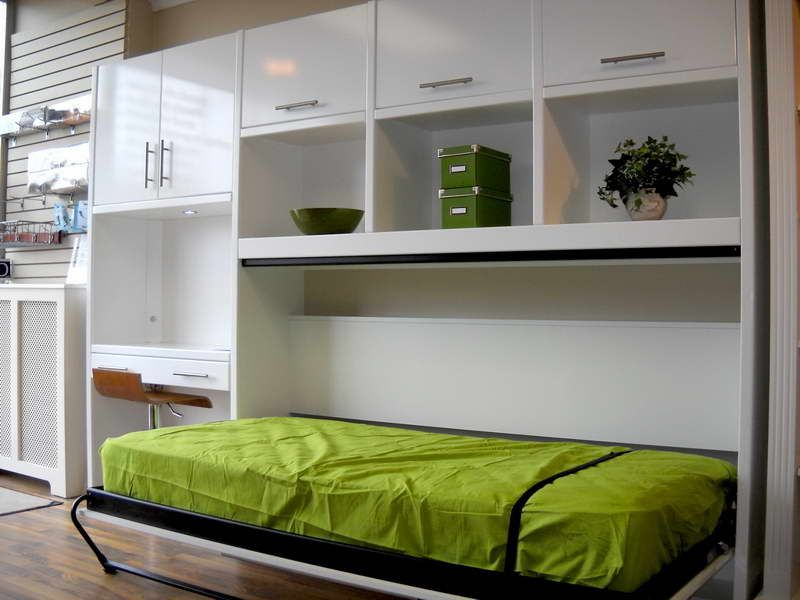 Modern Murphy Bed With Couch Design Ideas For Small Space for ...