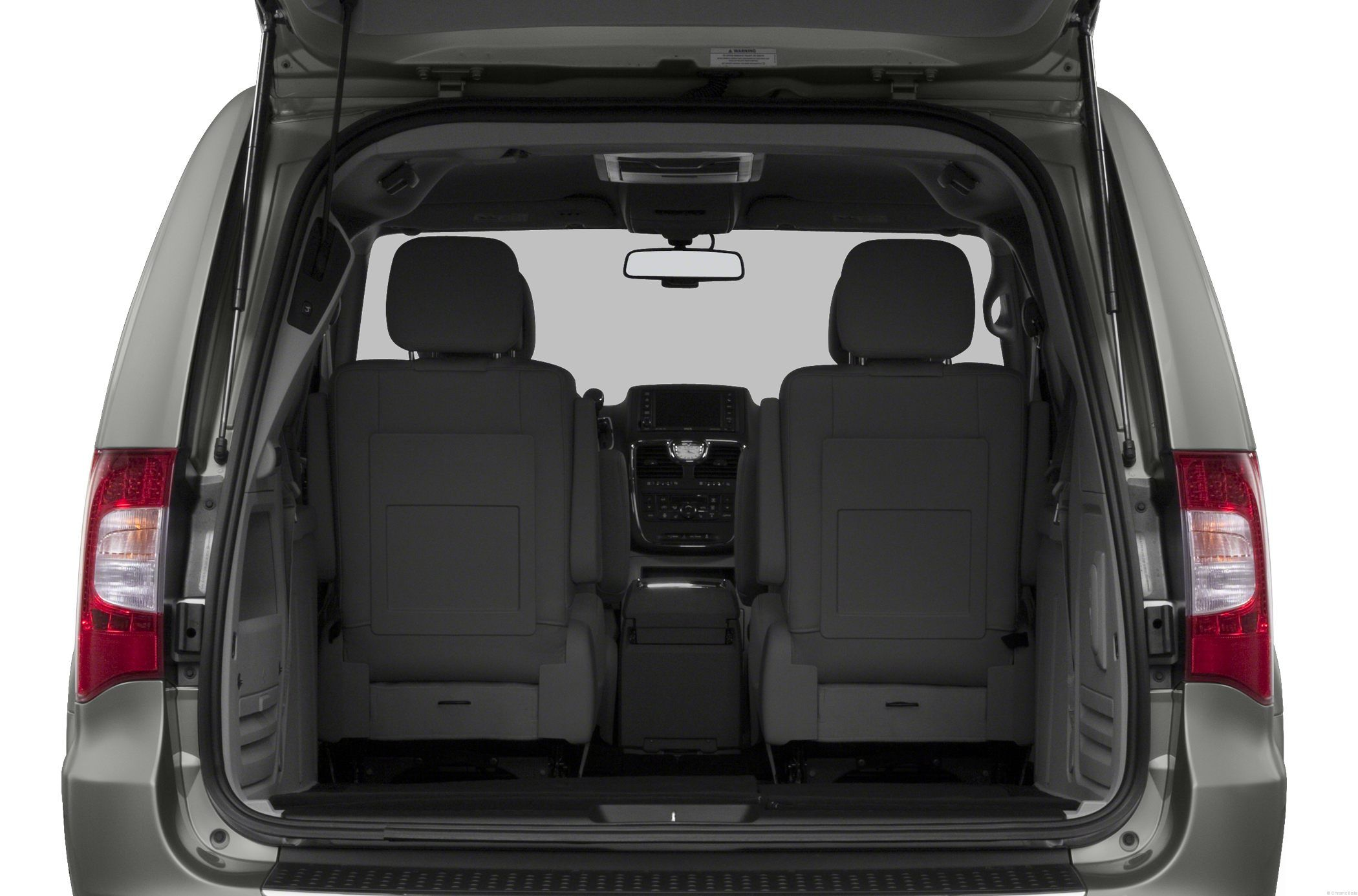 touring reviews minivan chrysler view and town country rating van rear cars motor trend