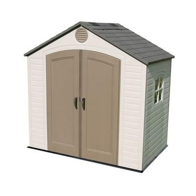 Lifetime Products Lifetime 8 x 5 Storage Shed 6406 Home