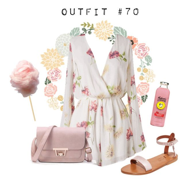 """Outfit #70"" by caroluemura on Polyvore featuring moda e K. Jacques"