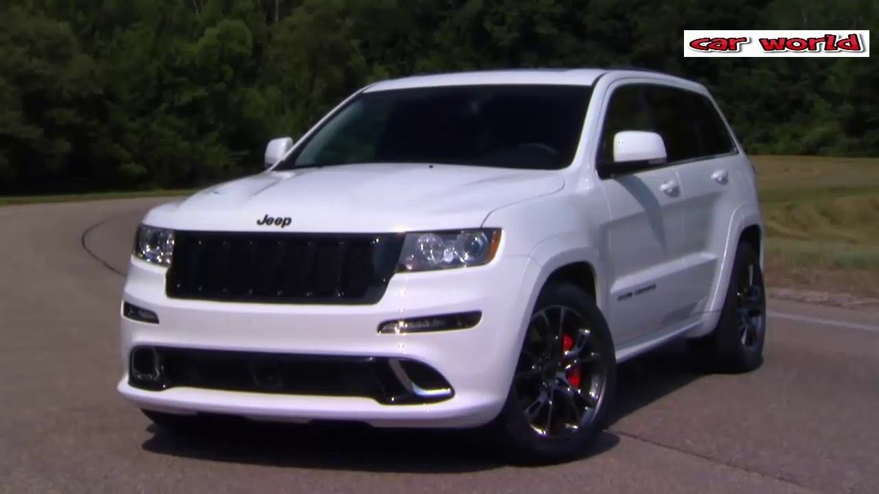 2019 Jeep Grand Cherokee Srt8 New Release