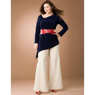 1000  images about Plus size Wide Leg/Palazzo Pants on Pinterest