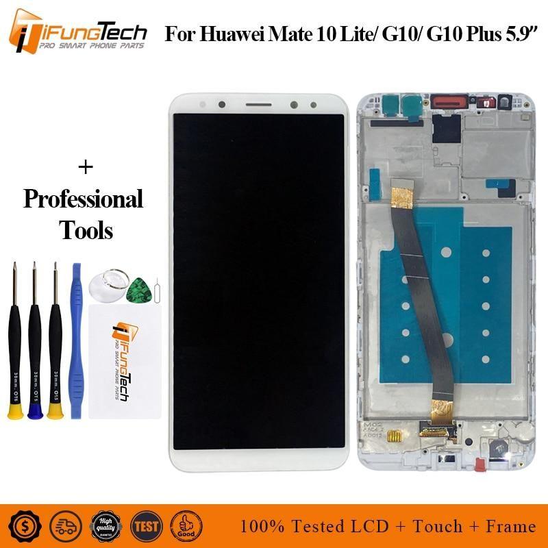 5 9 1920x1080 Ips Pantalla Para Huawei Mate 10 Lite Pantalla Lcd Pantalla Táctil Digitalizador Con Marco Para Mate 10 Lite Lcd De R Nike Air Max 90 Lcd Huawei
