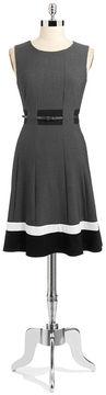 Lovely dress for work. Calvin Klein ALine Career Dress