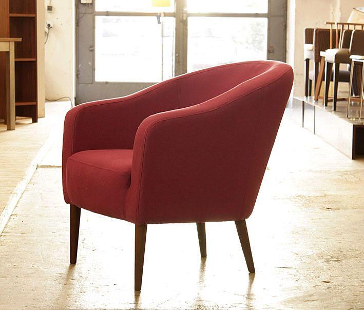 Kleine Sessel Design ein kleiner sessel mit dem flair französischer künstlercafes ab