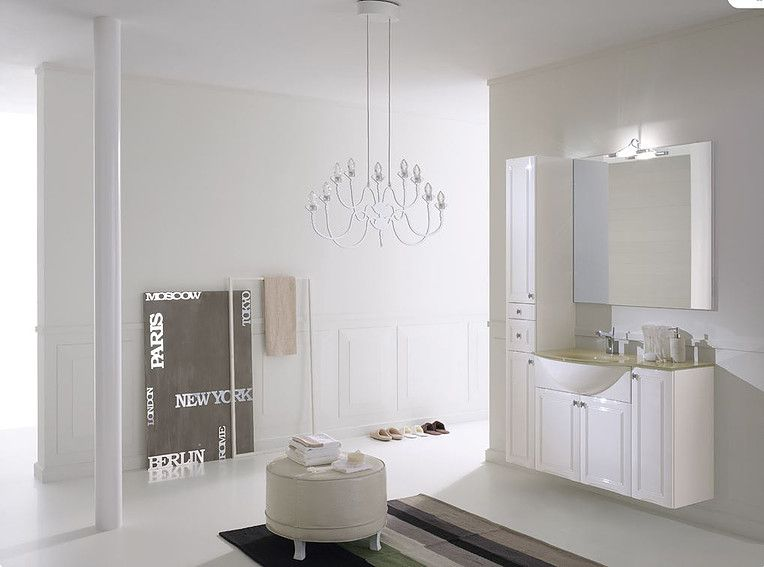 FLAVIA di \'\'Azzurra\'\' design Interior AZ #arredobagno #bagno ...