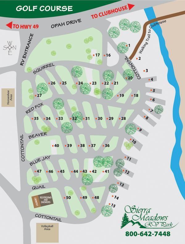 Rv Park Design Bing Images Rv Park Design Parking