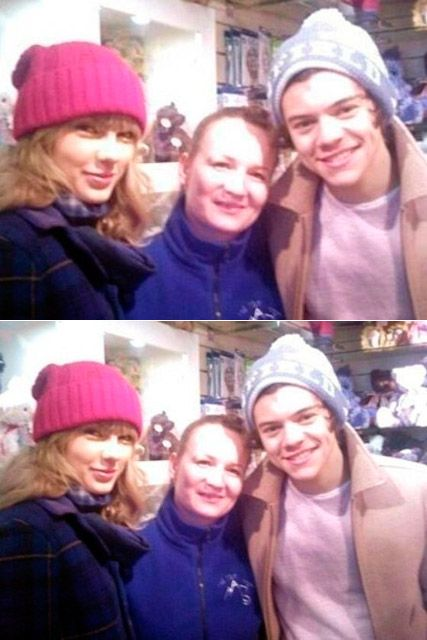 Harry Styles and Taylor Swift spotted on romantic break in ...