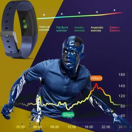 Fitness tracker waterproof health 48 super Ideas #fitness