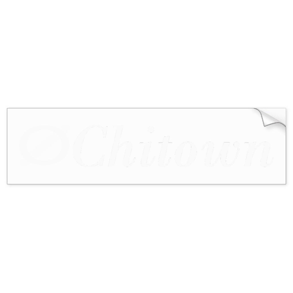 Lights Out Chitown Vinyl Sticker