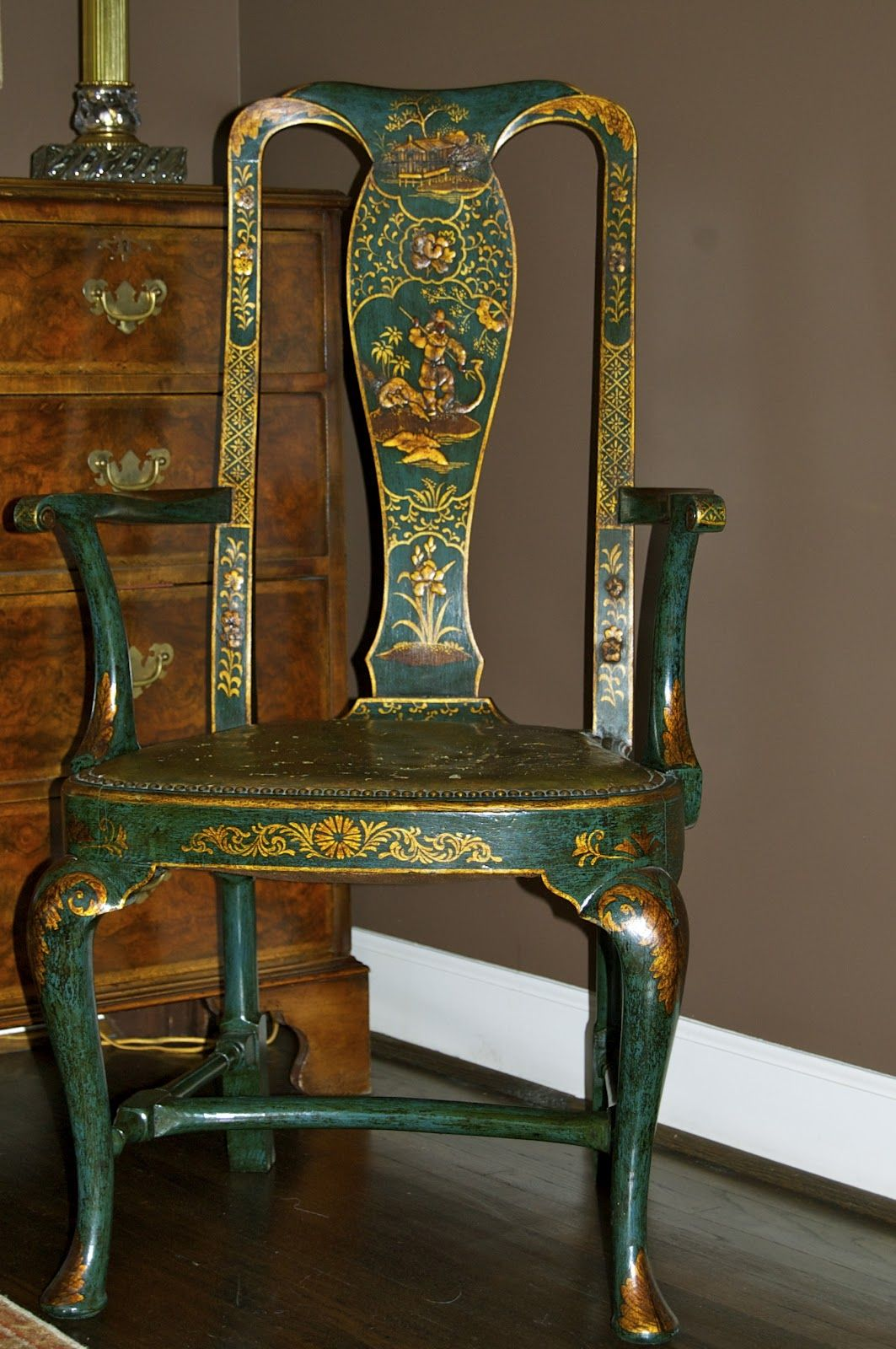 Chinoiserie love! - Vintage Mulberry…Chinoiserie Love! Painted Furniture Frenzy