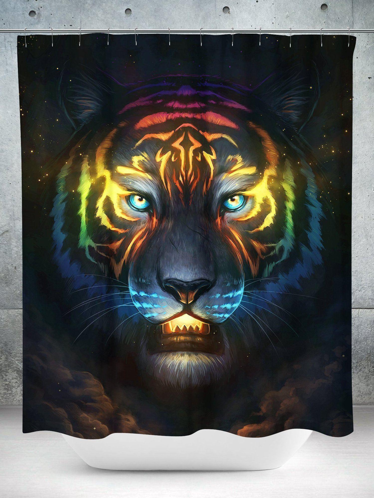 Color soul shower curtain in art cart pinterest art