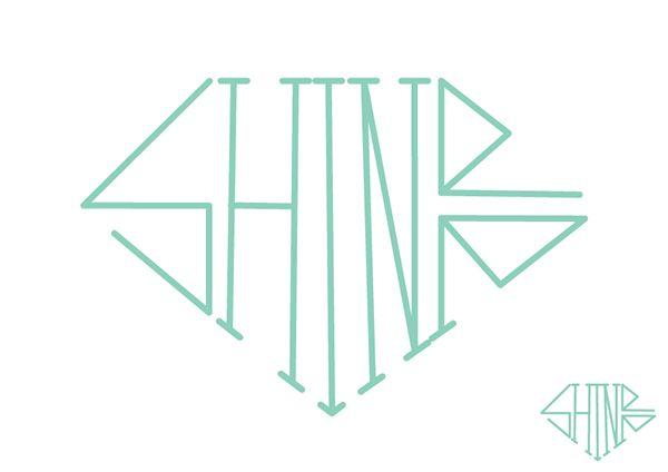 shinee logo screen printing pinterest ���� � ���