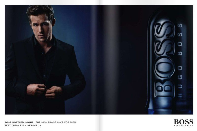 Hugo Boss Bottled Night Fragrance F W 10 Plus Screencap From Video Hugo Boss Hugo Boss Hugo Boss Perfume Hugo