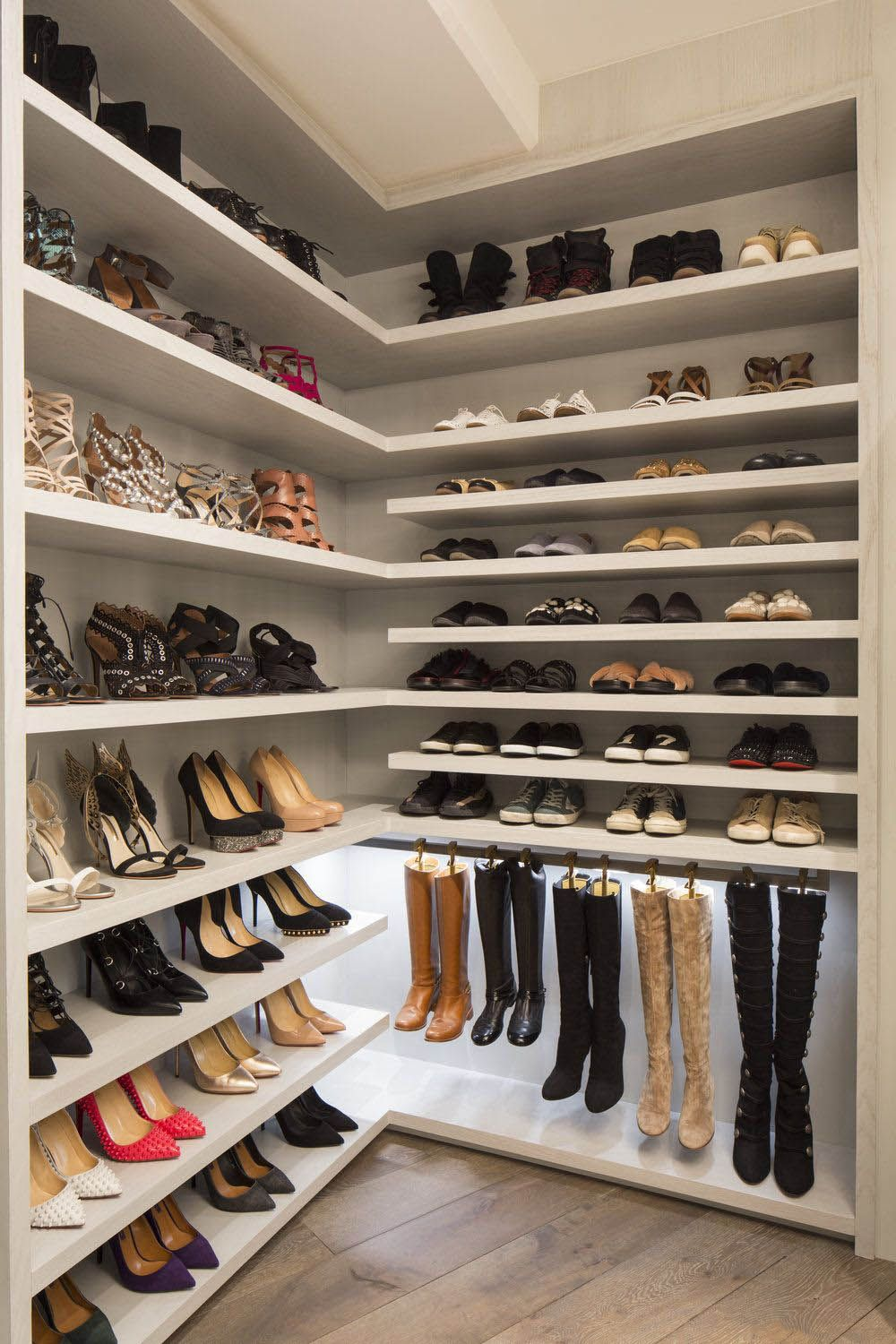 Incredible Shoe Rack Ideas Closet shoe storage, Shoe