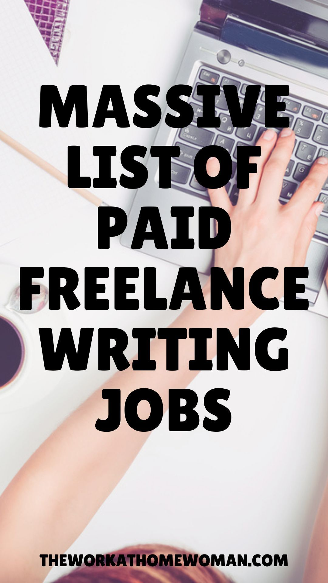 A HUGE List of Paid Writing Gigs and Opportunities in 2020
