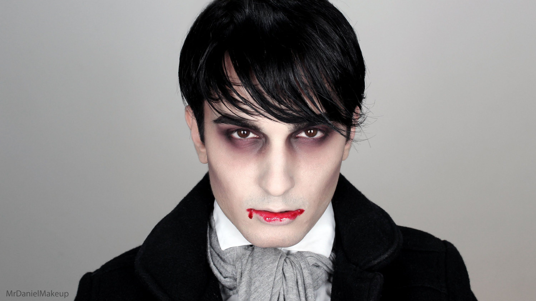 Easy Halloween Dark Shadows - Makeup Tutorial | Halloween ...