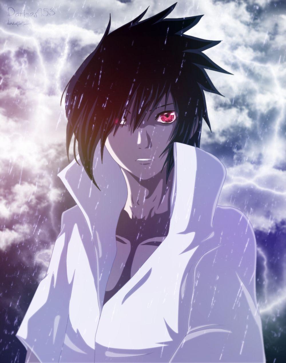 Sasuke Uchiha Sasuke is stupid but we love him