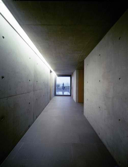 Wohnhaus mit Atrium