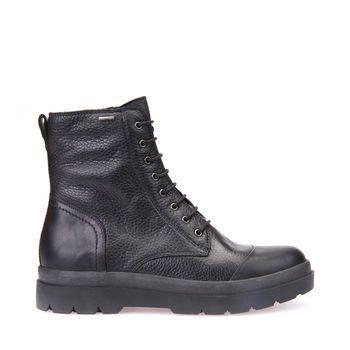 llorar Días laborables láser  Buy Doralia Abx women's ankle boots in black. Shop Geox. Free and ...