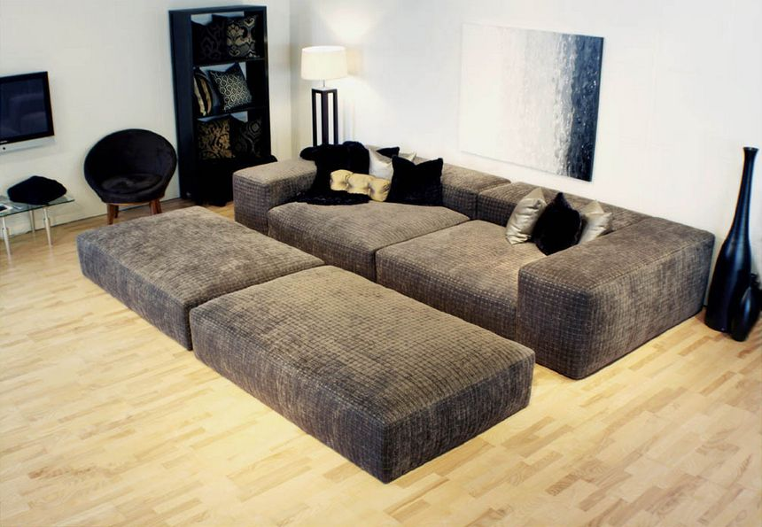 19 Couches That Ensure You Ll Never Leave Your Home Again In 2020 Most Comfortable Couch Modern Sofa Designs Furniture