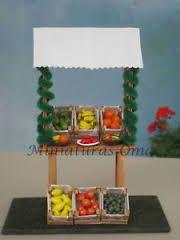 Resultado de imagen de fotos comidas miniaturas