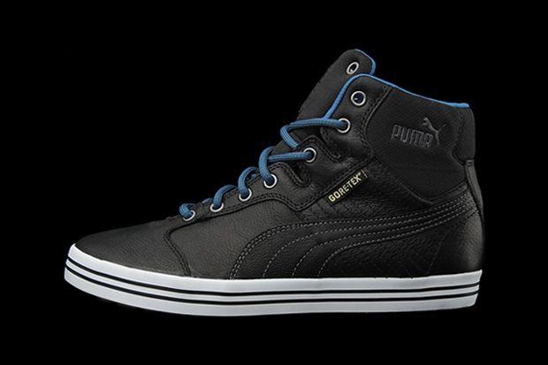 puma sneaker gore tex
