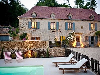 Masclat Vacation Rental - VRBO 1023203a - 5 BR Midi-Pyrenees House in France, Charming House Sleeps 11 to 14 with Private Heated Pool