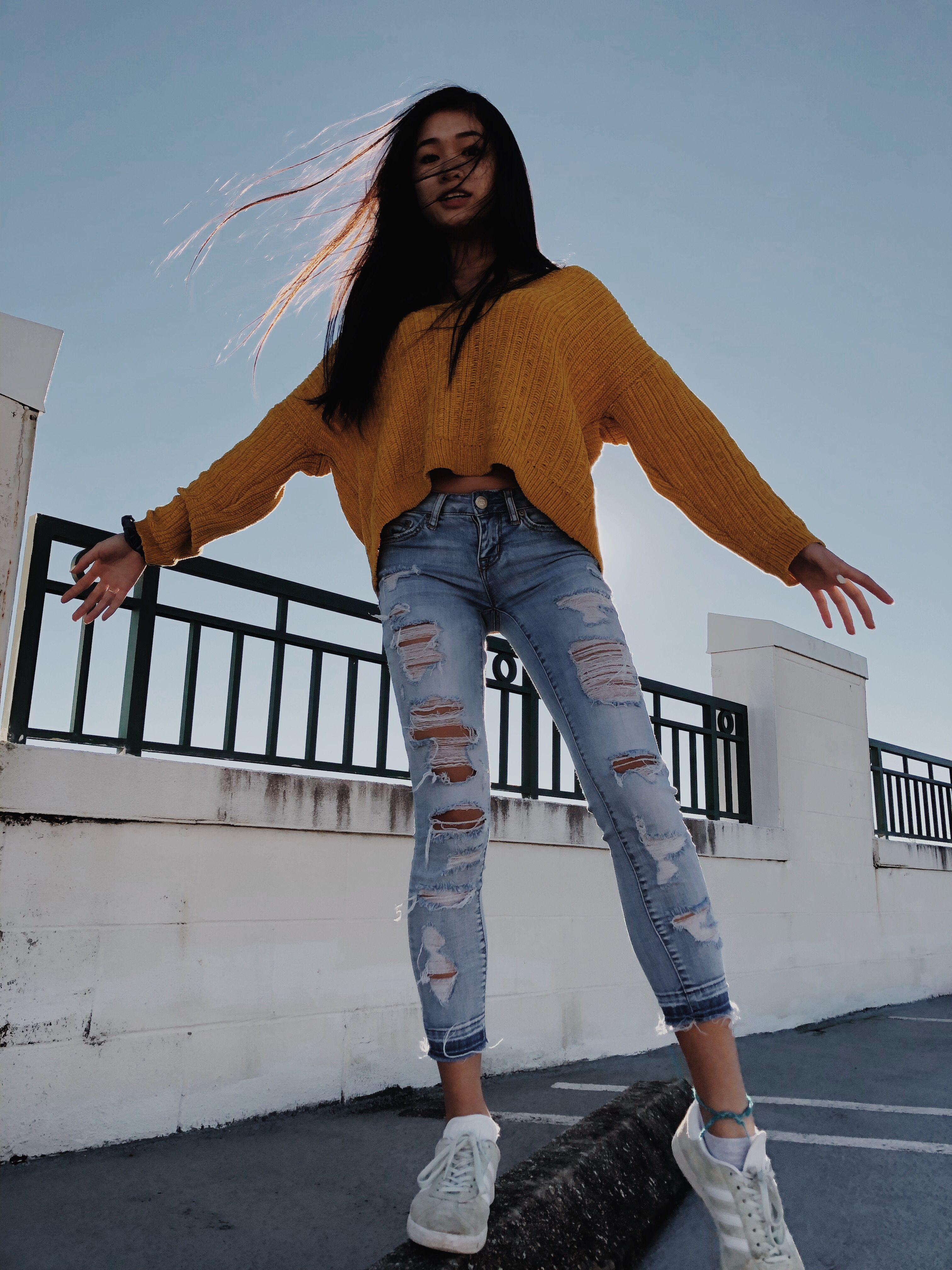 Die weisse Bluse – OotD – mybeautyblog