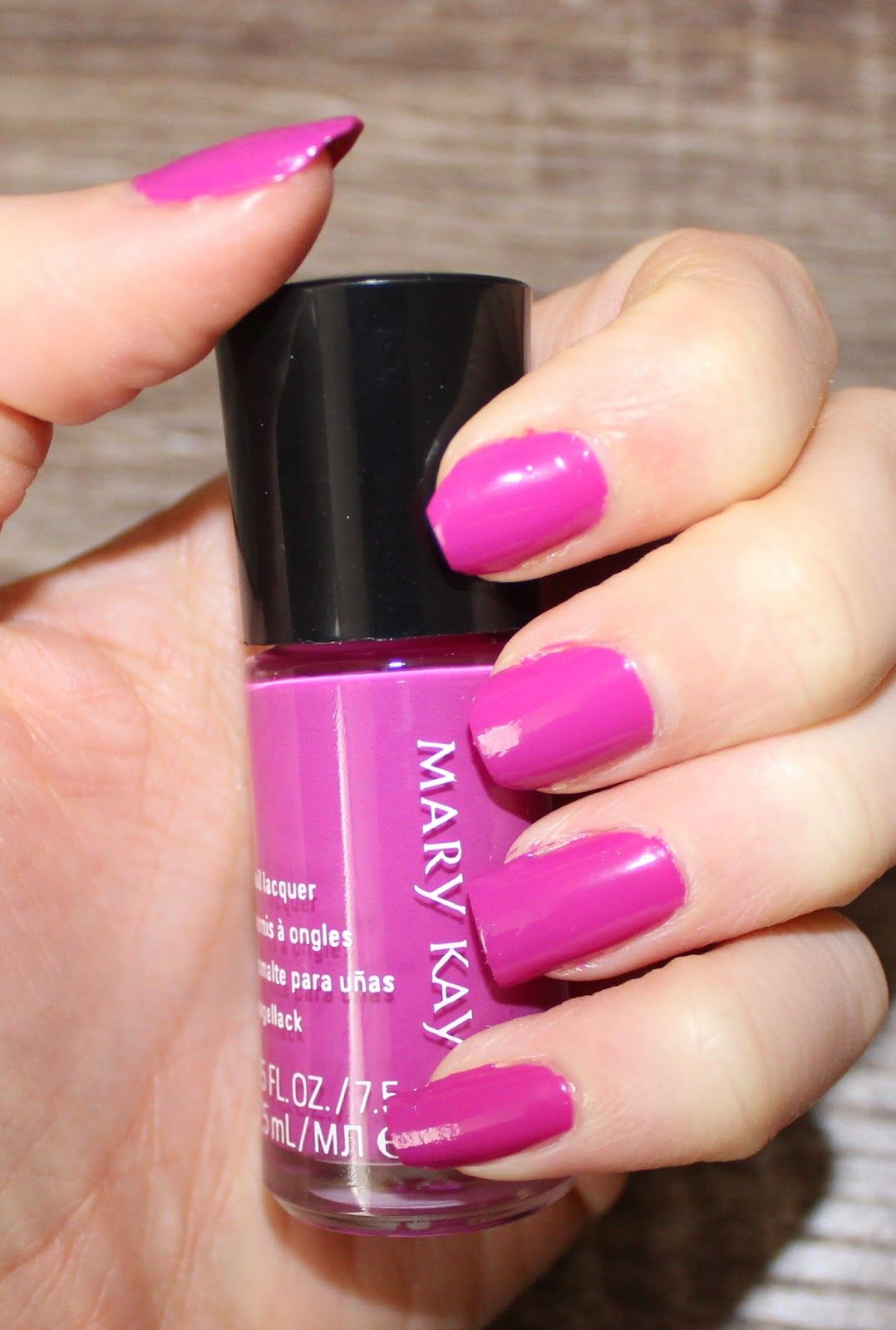 Mary Kay Paradise Calling Nail Lacquer in Exotic Orchid | Mary Kay ...