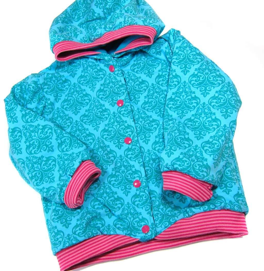 Photo of Baby blouson Carli + hat, sewing pattern