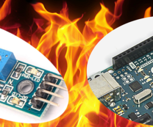 Arduino Flame Sensor Interface (With images)   Electronics ...