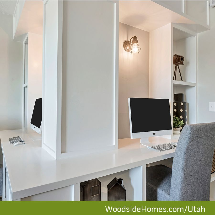 Class is in session! 💻 ✏️ 🍎   . #backtoschool #onlineclass #classof2021 #school #homework #woodsidehomesutah #betterbydesign #woodsidehomes #utahhomes #utahliving #newhome #utahrealestate #realestate #interiordesign #home #family