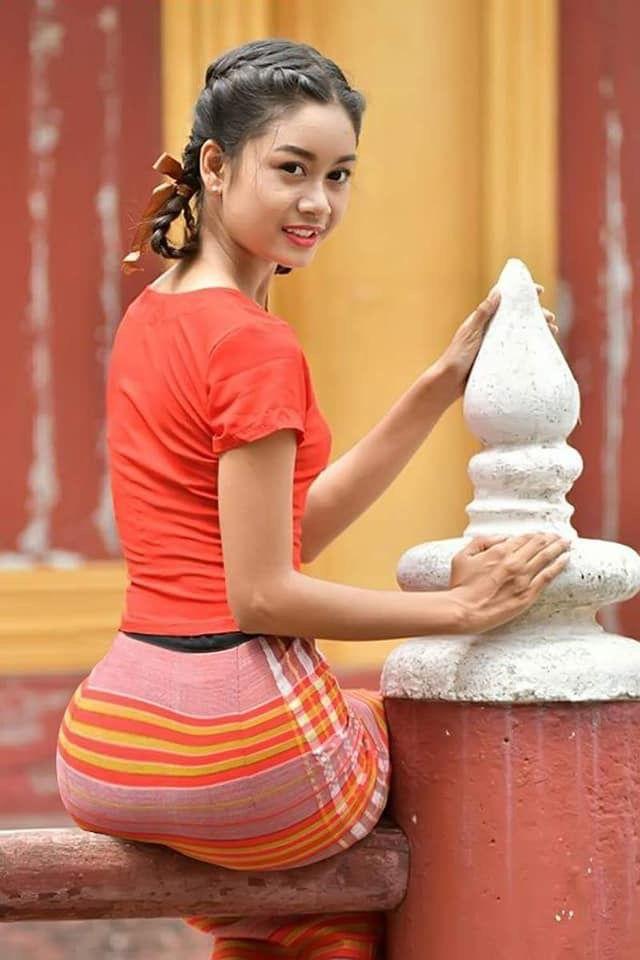 Myanmar girl tube video