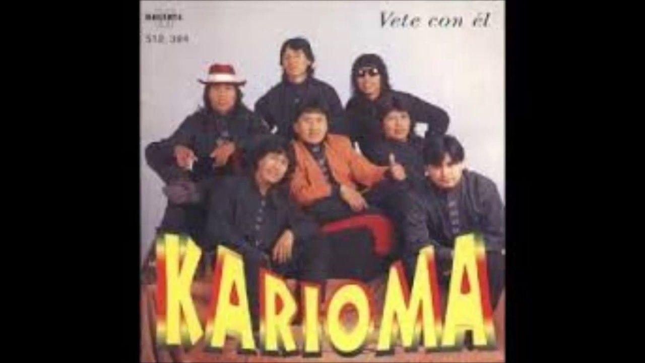 GRUPO KARIOMA - SUS GRANDES EXITOS ENGANCHADOS ( CUMBIAS DEL RECUERDO )