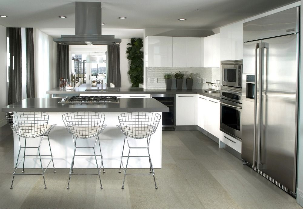 Polished Concrete Floor Kitchen   Google Search