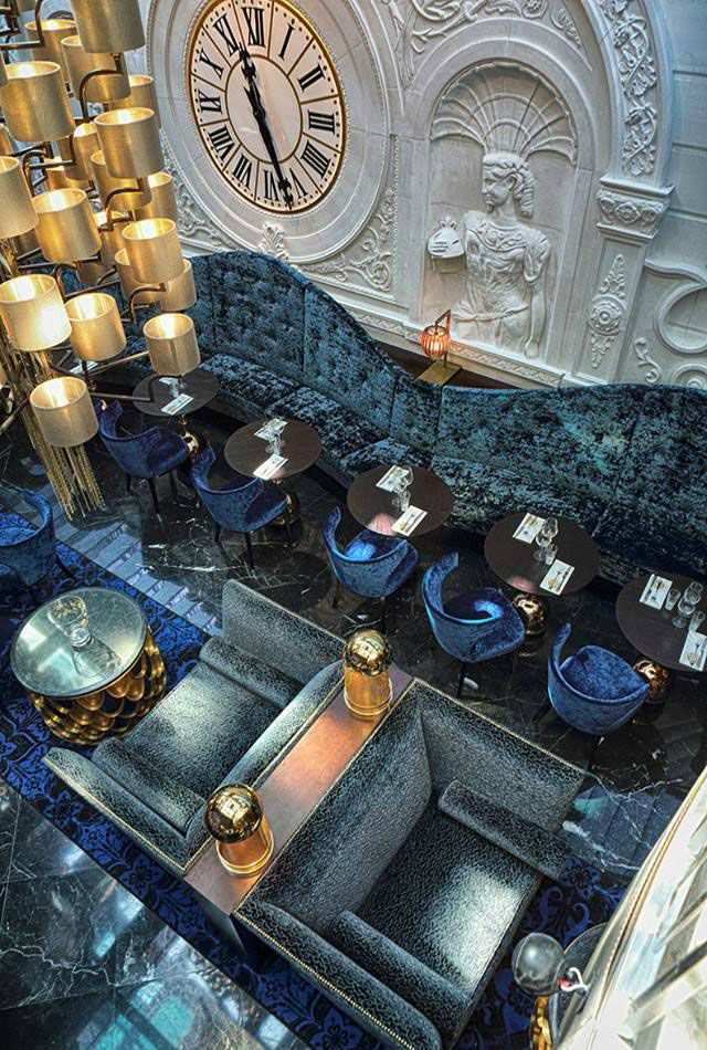 restaurant interior ideas a good interior design can do as much for a restaurant as - Blue Restaurant Ideas