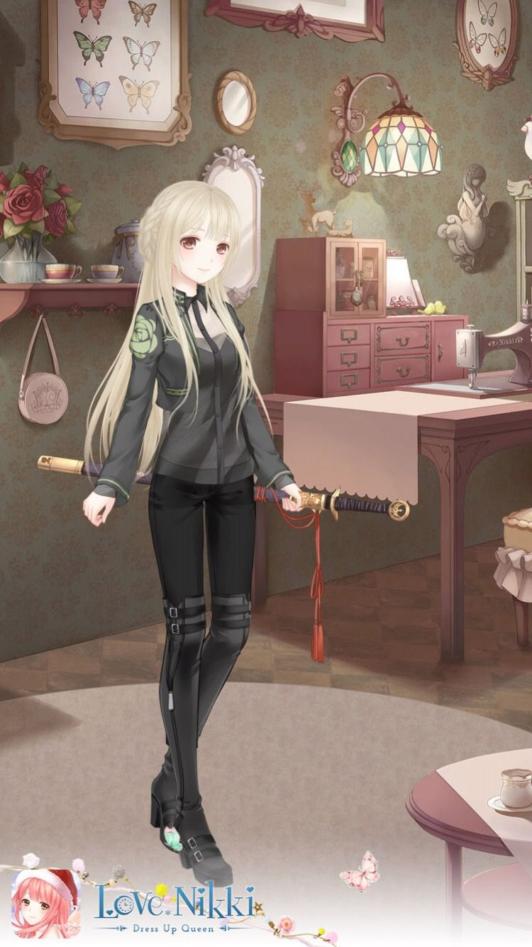 Pin On Love Nikki S Dress Up Queen Game
