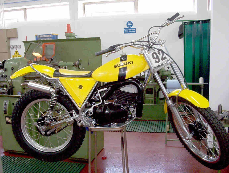 Beamish Suzuki RL250 Off Road Bikes, Trial Bike, Trials, Motorbikes, Cars  And