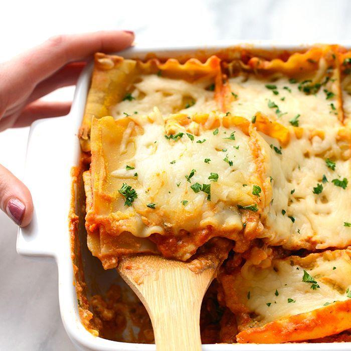 Sweet Potato Spinach Lasagna Sweet Potato Lasagna Recipe Sweet Potato Spinach Baby Food Recipes