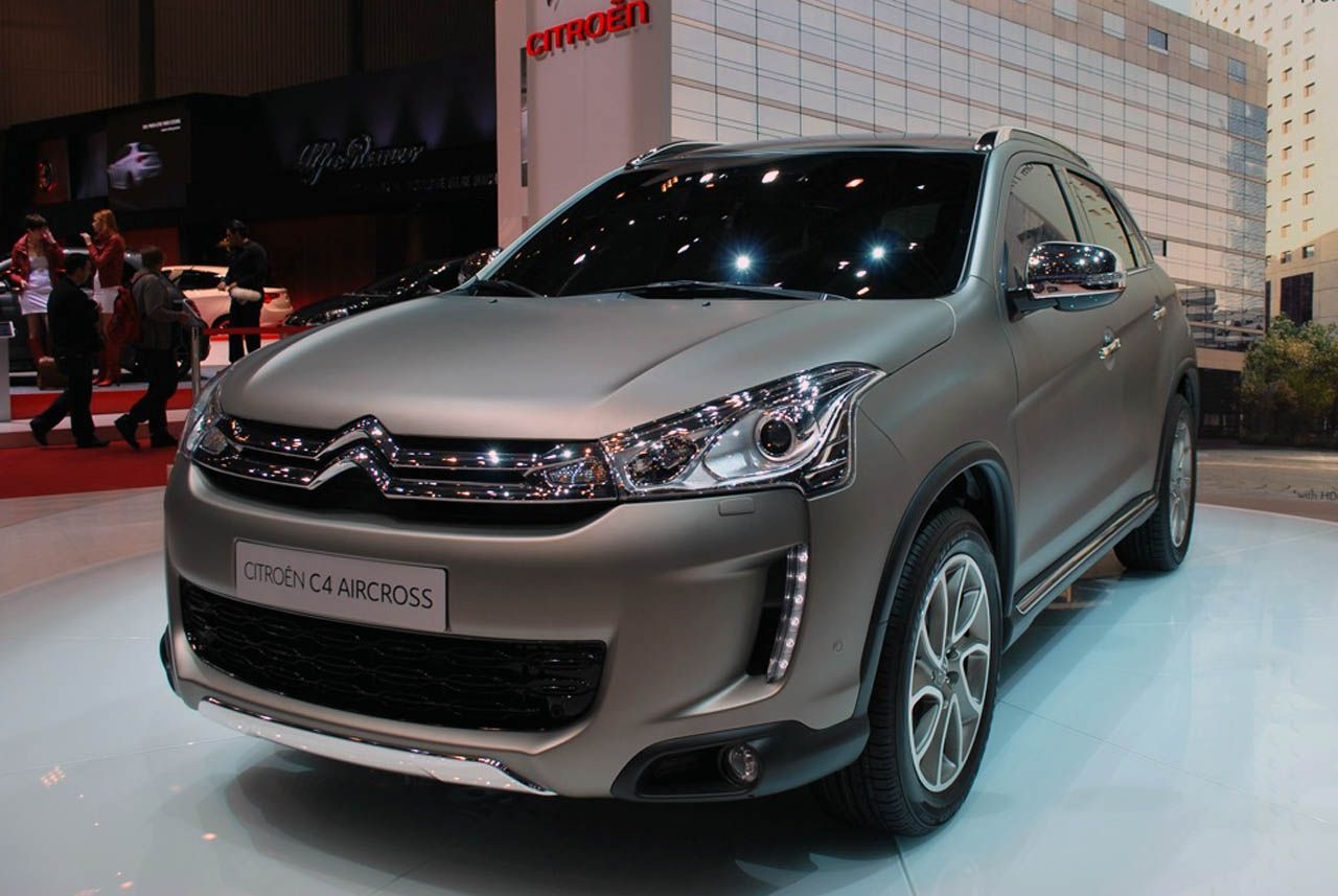 2012 citroen c4 aircross geneva 2012 photos 関連フォトギャラリー