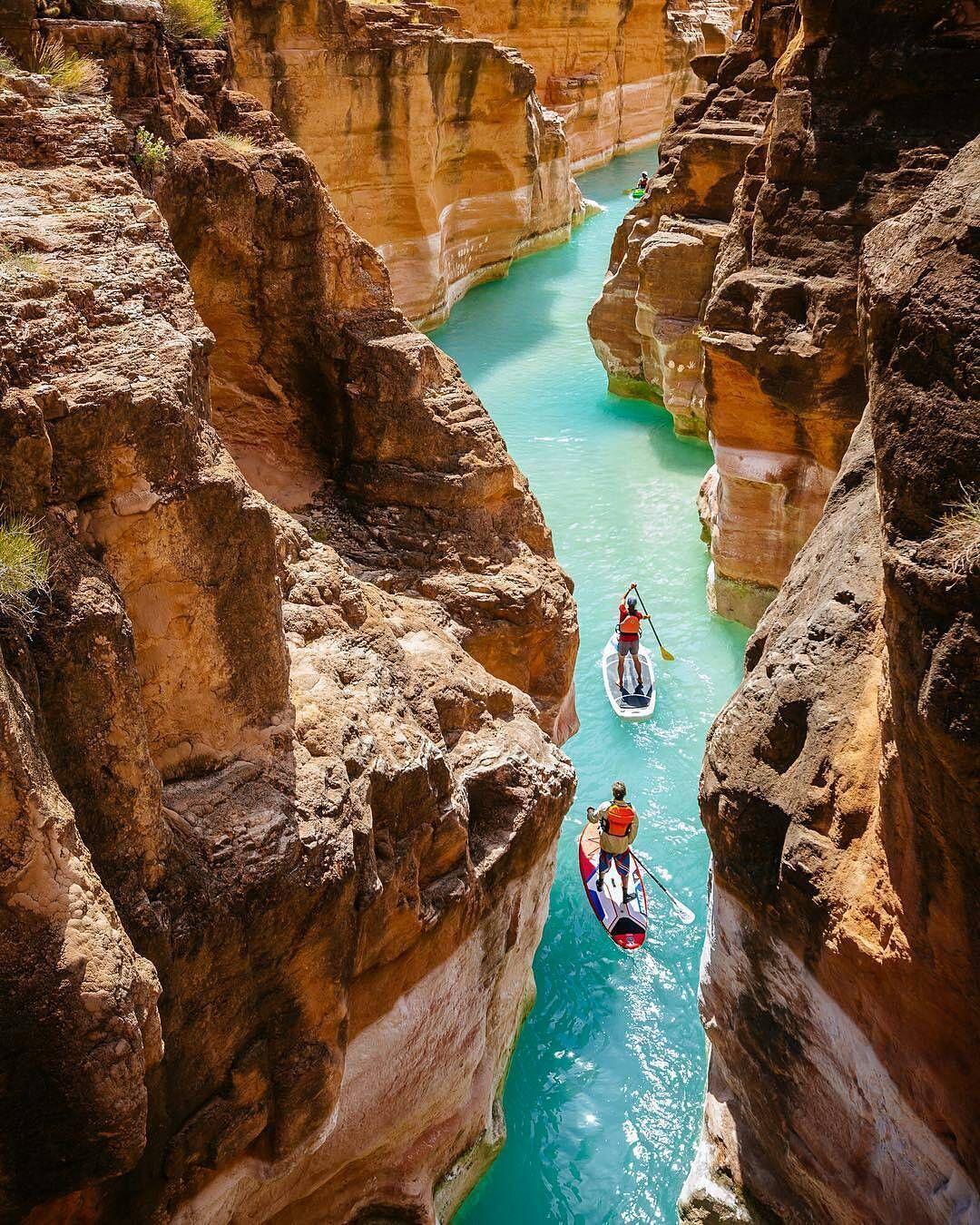 Havasu Creek, Grand Canyon National Park, Arizona
