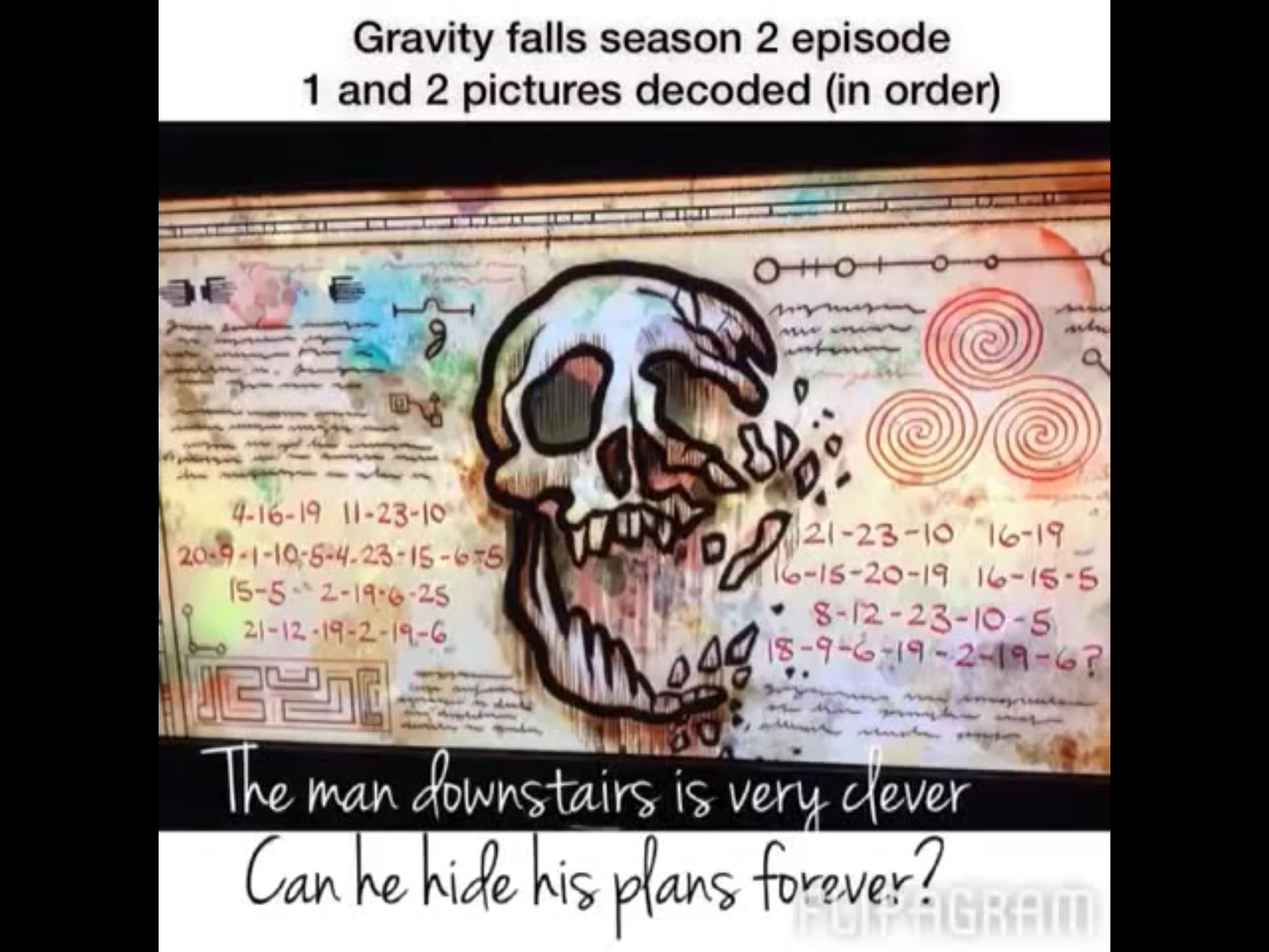 Credit to happlylittleleash on utube gravity falls