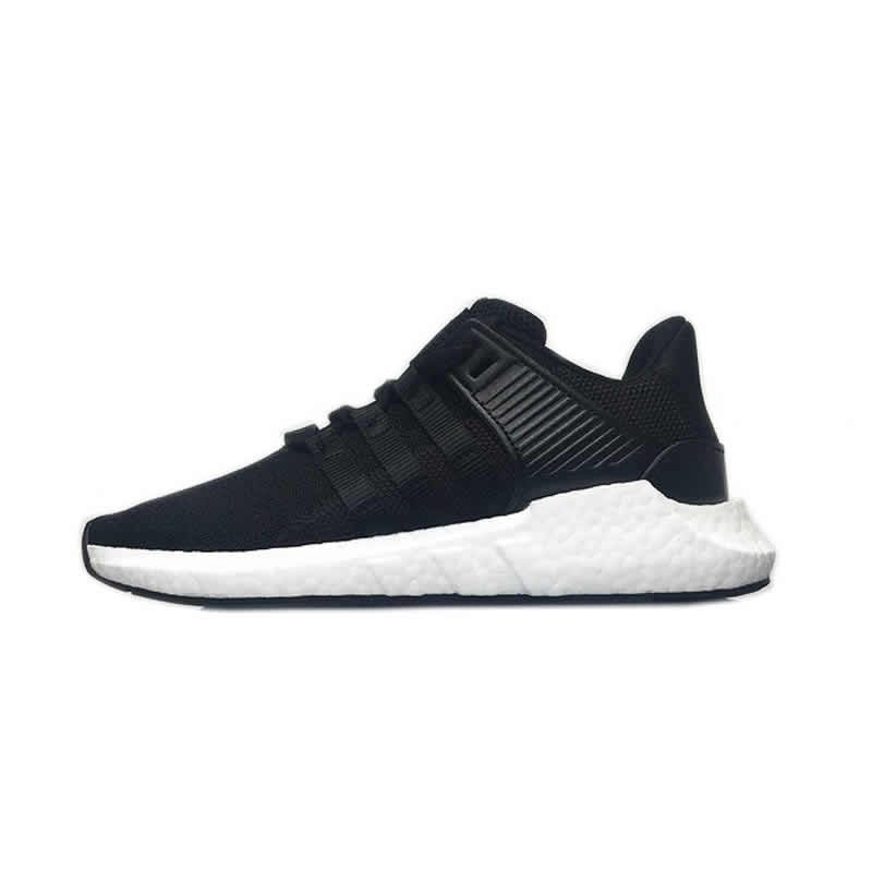 UA Adidas EQT 93/17 Boost Black ID 3023